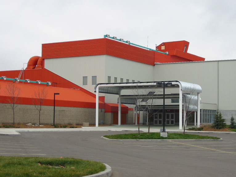 Credit Union Eventplex